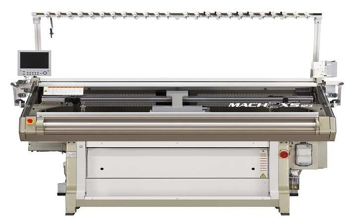 MACH2XS machine