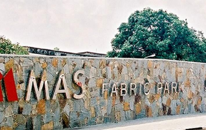 Courtesy: Mas Fabric Park