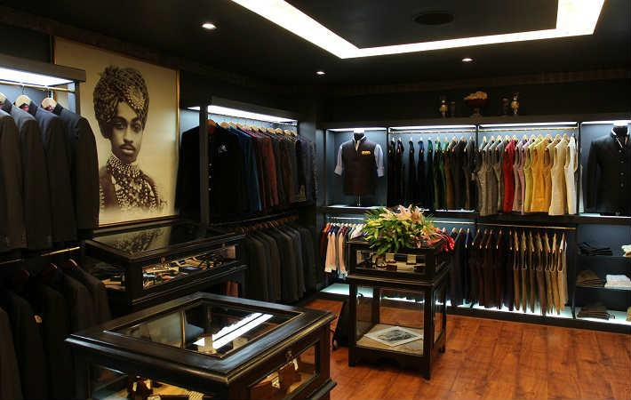 Raghavendra Rathore opens flagship store in Hyderabad