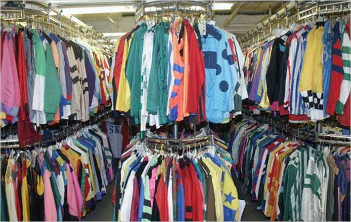 Govt removes garments from Packaged Commodities Act