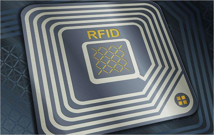 Fujitsu develops its smallest ever UHF RFID fashion tag