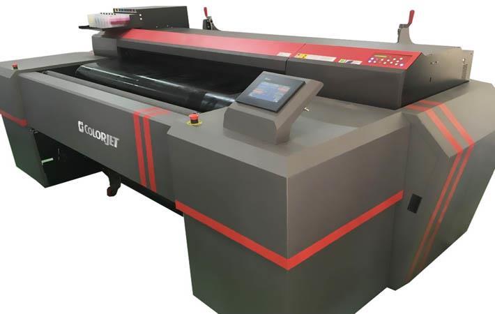 Colorjet TXF digital textile printer; Courtesy: Colorjet