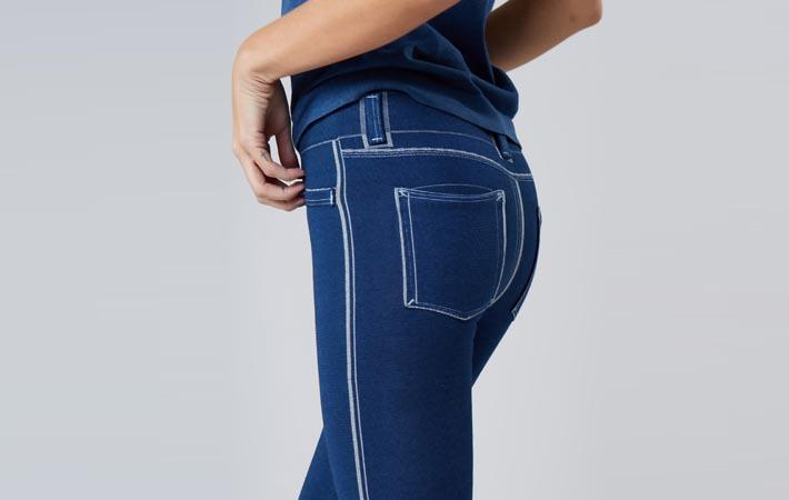 Unitin develops new indigo yarn for seamless denim