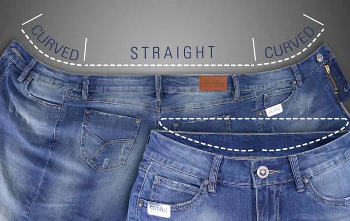 New machine, PFAFF 3819, for perfect ladies jeans
