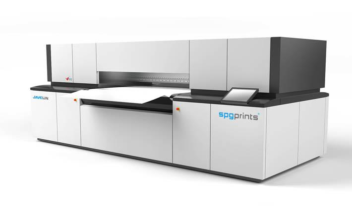 Dyeing plant Tekboy installs SPGPrints' Javelin printer