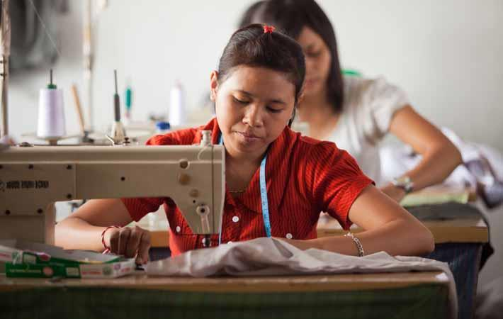 Myanmar CMP garment exports to touch $2.2bn in 2017