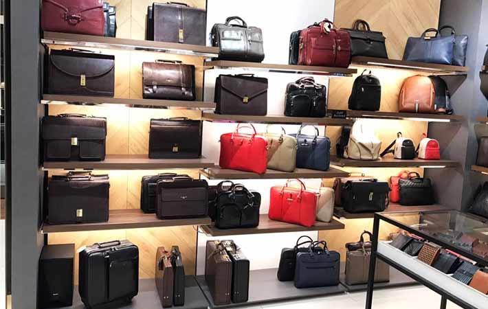 Da Milano opens first exclusive store in Dubai