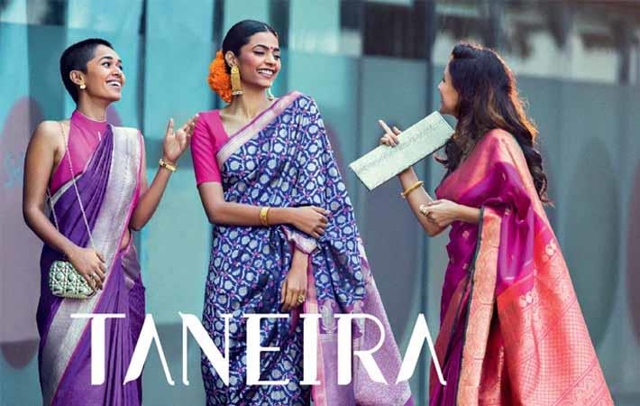 Titan launches indutva store 'Taneira' in