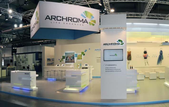 Archroma showcases at Igatex Pakistan 2017