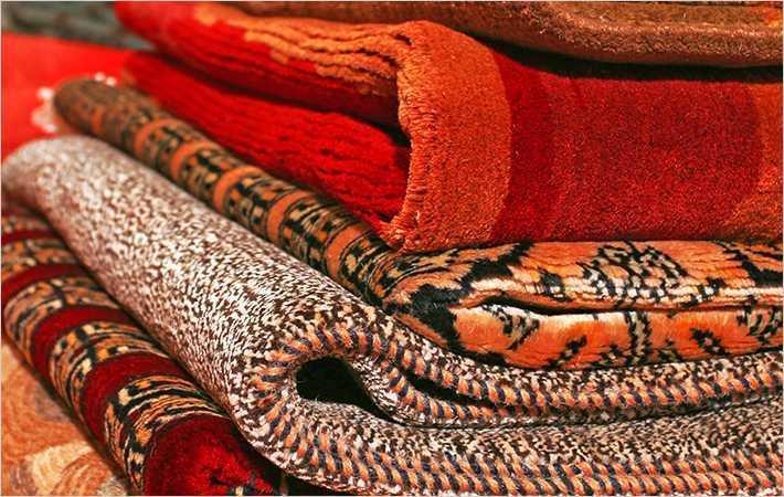CBEC for speedy examination of carpets for composition