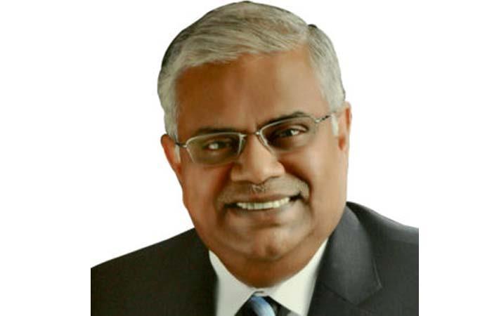 J Thulasidharan; Courtesy: CITI