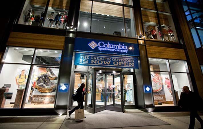 Courtesy: Columbia Sportswear