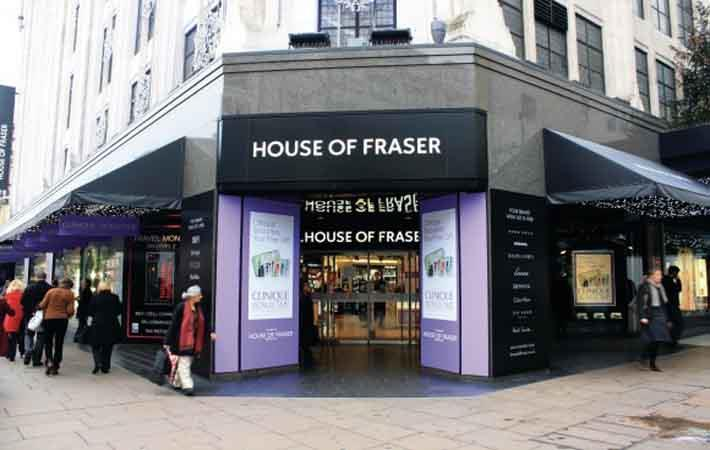 Courtesy: House of Fraser