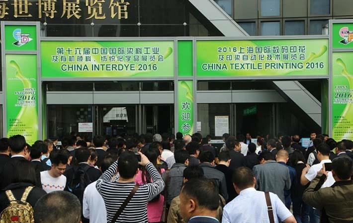 China Interdye 2016; Courtesy: China Interdye