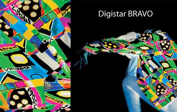 Kiian Digital to show Digistar Bravo ink at Fespa Hamburg