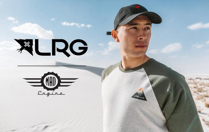 Mad Engine acquires urban streetwear brand LRG