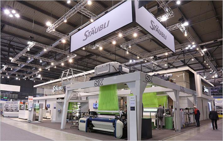 Staubli to show new machinery at Yiwutex 2017 expo