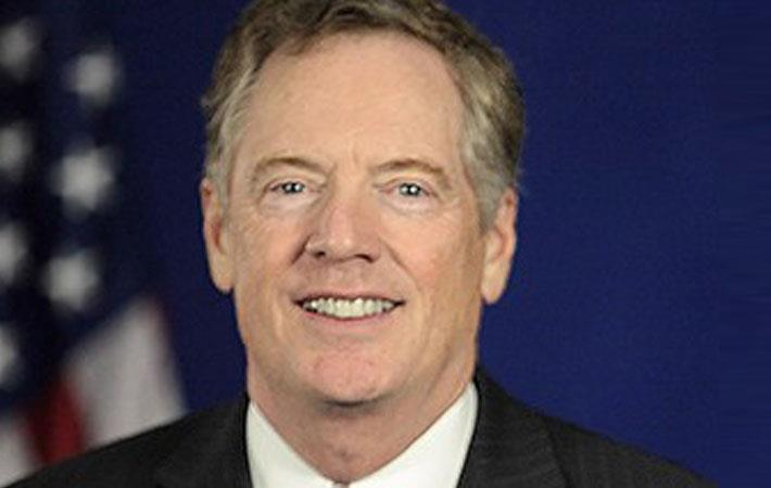 Robert Lighthizer ; Courtesy: Wikipedia