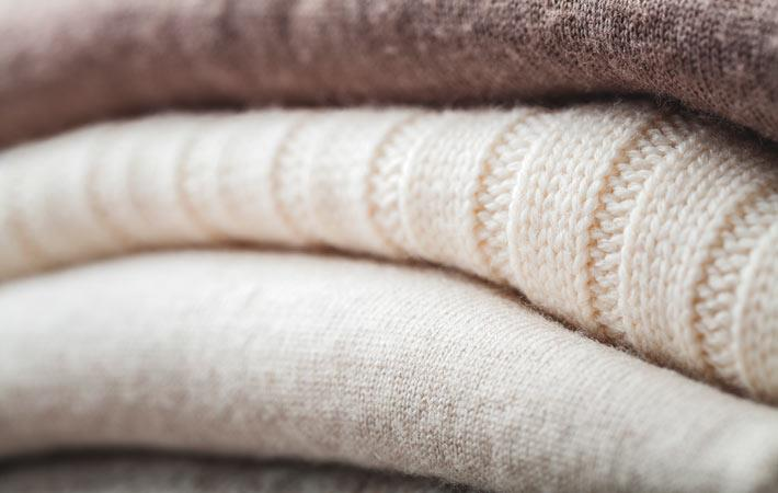 'Wool is now used in high-end fashion products'