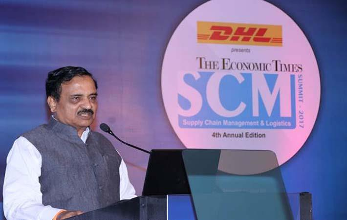 Diwakar Raote Minister of State for Transport Maharashtra at the ET summit.