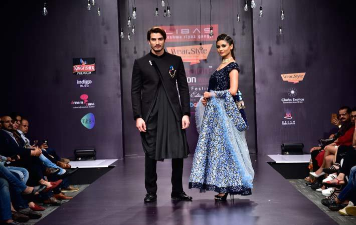 India Curtains Fall On 17th Edition Of Bangalore Fashion Week Fashion News India
