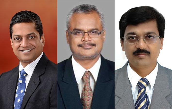 (L-R: Ashwin Chandran, K Vinayakam & P Nataraj); Courtesy: SIMA