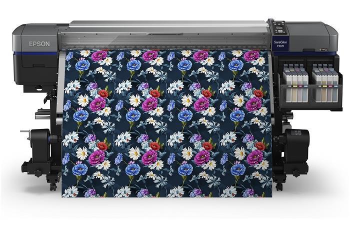 Epson SureColor F9370 dye-sublimation inkjet printer; Courtesy: Epson