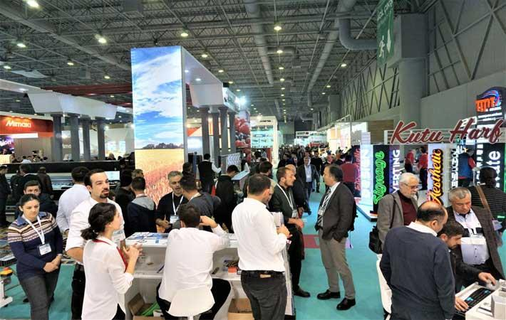 New exhibitors sign up for FESPA Eurasia 2017