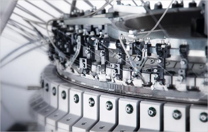 Italian textile machinery orders index rises 6% in Q3