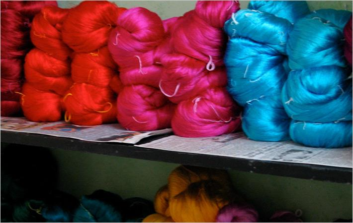 India to raise silk production in North East to beat China