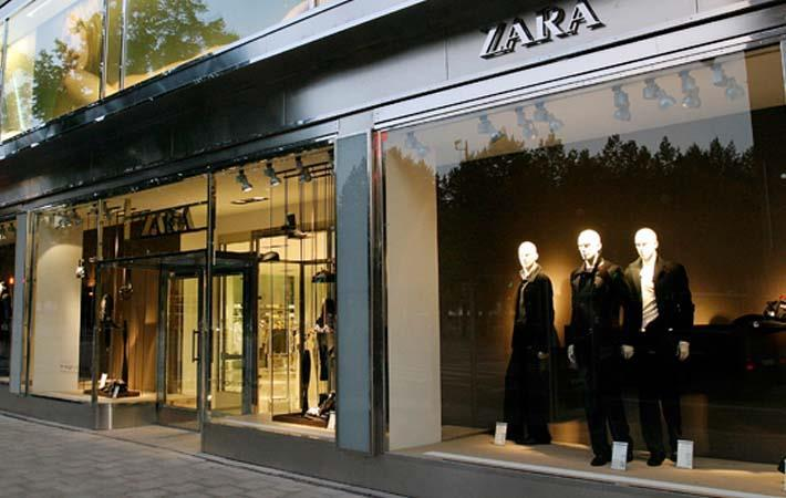 India : Zara to begin e-sales in India from October 4