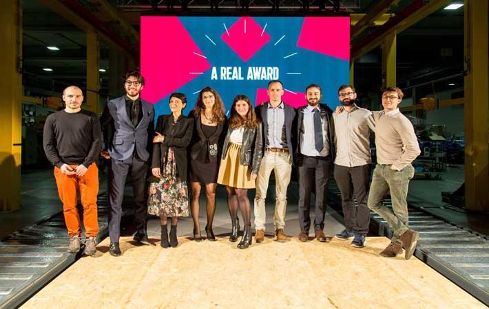 Santex Rimar hosts Premio Gaetano Marzotto award function