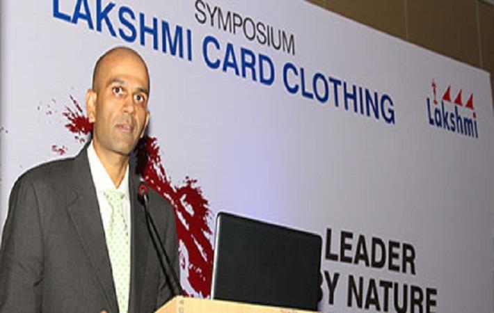 S Hari Shankar; Courtesy: Lakshmi Card Clothing