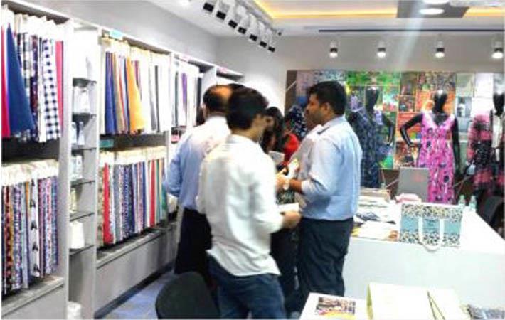 LAPF Studio in Noida; Courtesy: Birla Cellulose