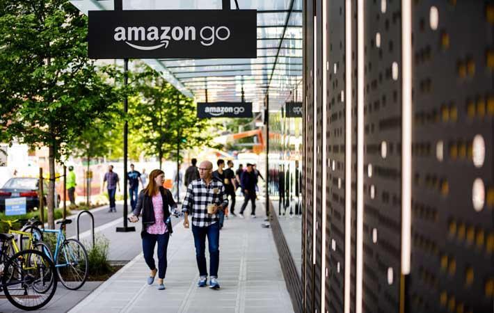 Amazon launches operations in Australia
