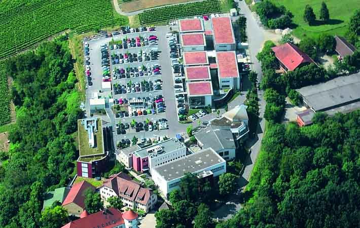Hohenstein restructures divisions