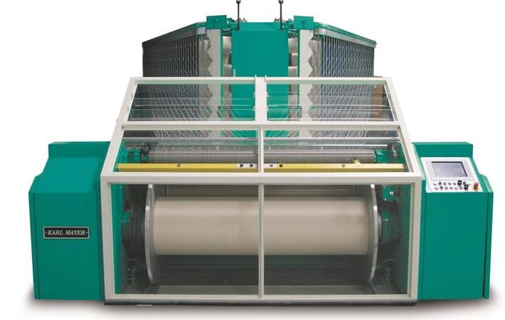 Karl Mayer introduces WKD-SP warping machine
