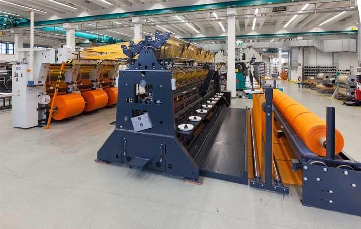 Karl Mayer unveils RDS 11 EL machine for packaging sacks
