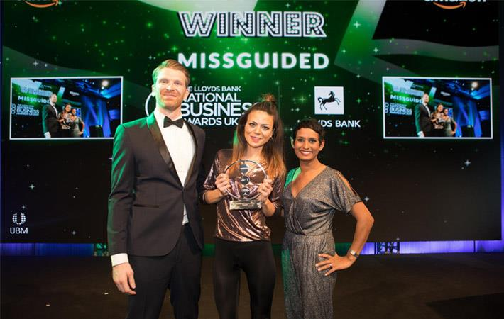 Courtesy: Lloyds Bank National Business Awards