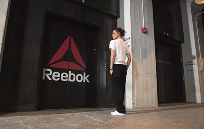 Reebok partners with Victoria Beckham