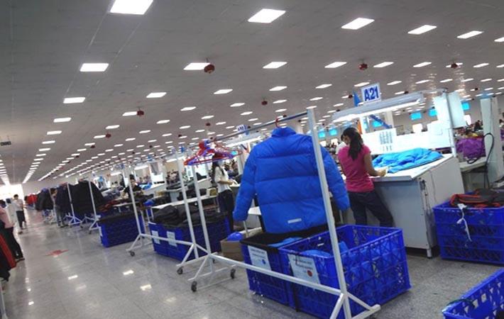 Production line at Quang Viet Enterprise; Courtesy: Quang Viet