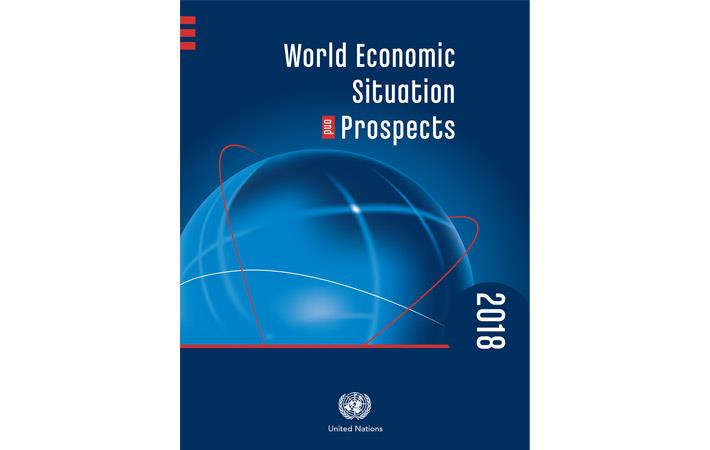Global economy now growing by about 3%: UN