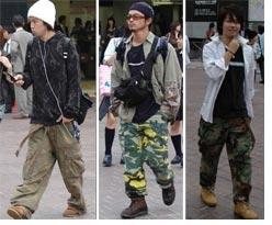 Mens military fashion trend 93