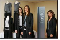 Silver Ferns step-out in Trench Coat Suit