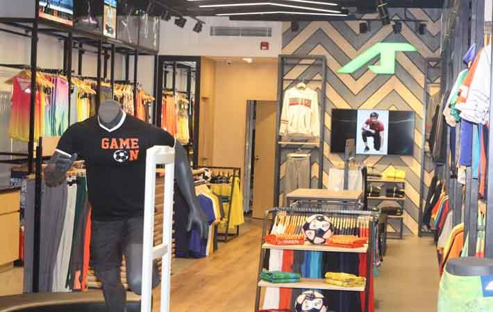 Alcis Sports unveils flagship store in Mumbai
