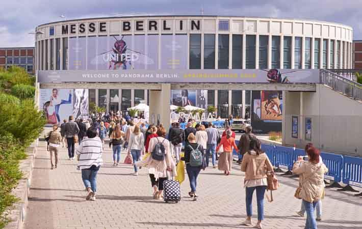 Messe Berlin; Courtesy: Panorama Berlin