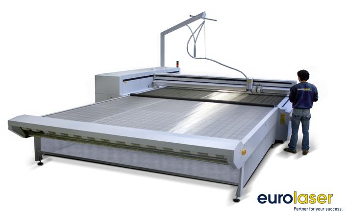 Eurolaser to show new laser cutting system at R+T expo