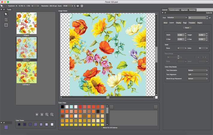 EFI unveils Fiery Textile Bundle of printing workflows