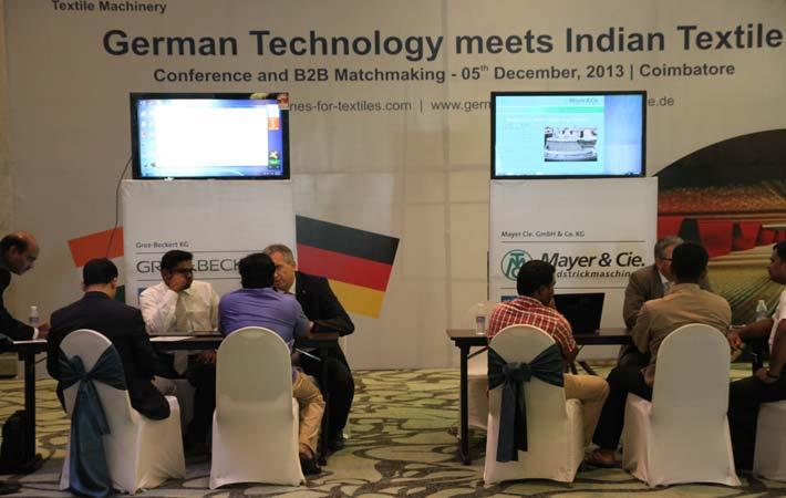 VDMA to host forum for Indian textile industry in Mumbai
