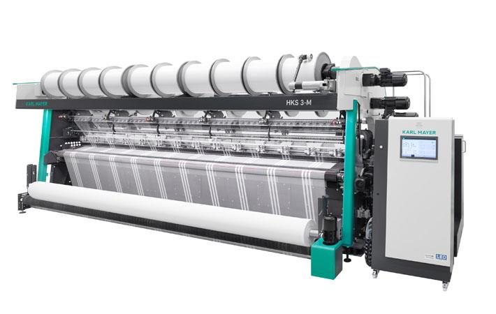Karl Mayer to show new machinery at ITM expo